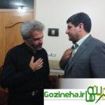 سرپرست وزارت علوم با خانواده شهید محسن حججی دیدار کرد