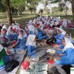 اثر مثبت تربیتی اردوهای دانش آموزی بر دانش آموزان