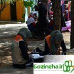 برگزاری اردوهای دانشآموزش با نشانه آموزش کارآفرینی