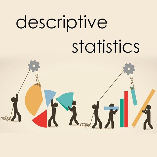 آزمون آنلاین آمار توصیفی