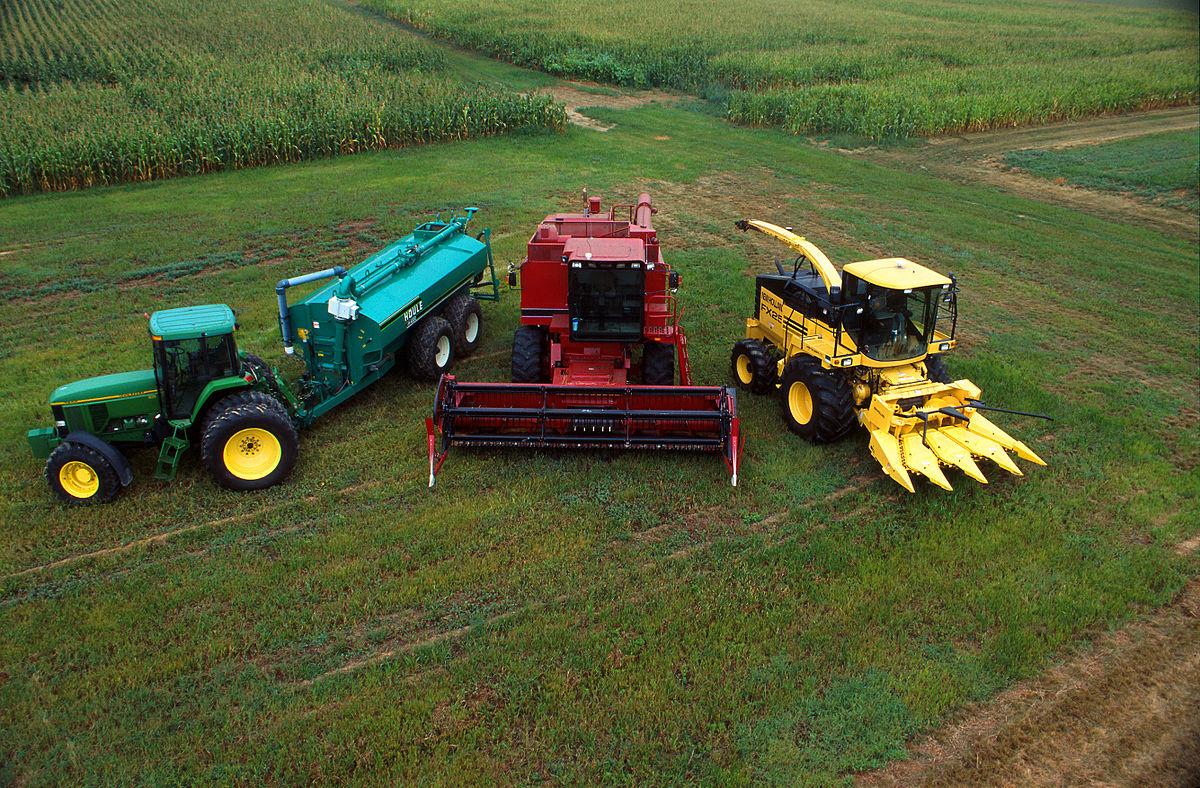آزمون ماشین های کشاورزی (مهندسی کشاورزی)